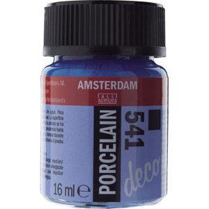 Amsterdam Deco Porselein Hemelsblauw Dekkend 16 ML Kleur 541