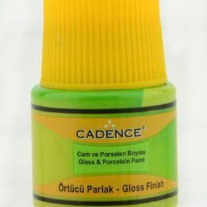 Cadence – Opague Glas & Porselein Verf – Kiwi groen