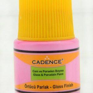 Cadence – Opague Glas & Porselein Verf – Lichtroze
