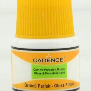 Cadence – Opague Glas & Porselein Verf – Wit