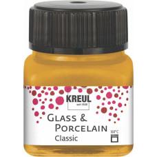Kreul 16247 porseleinverf classic metallic goud 20 ml