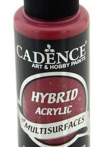 Cadence Hybride acrylverf (semi mat) Bloed rood 01 001 0054 0120  120 ml