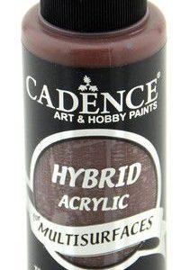 Cadence Hybride acrylverf (semi mat) Chocolade 01 001 0017 0120  120 ml