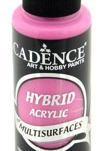 Cadence Hybride acrylverf (semi mat) Fushsia 01 001 0025 0120  120 ml