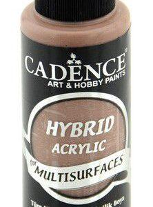 Cadence Hybride acrylverf (semi mat) Lichtbruin 01 001 0019 0120  120 ml