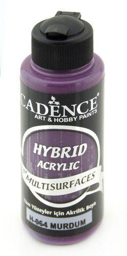 Cadence Hybride acrylverf (semi mat) Pruim01 001 0064 0120  120 ml