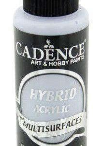 Cadence Hybride acrylverf (semi mat) Slate – grijs 01 001 0057 0120  120 ml