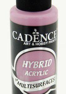 Cadence Hybride acrylverf (semi mat) Victoria roze 01 001 0028 0120  120 ml